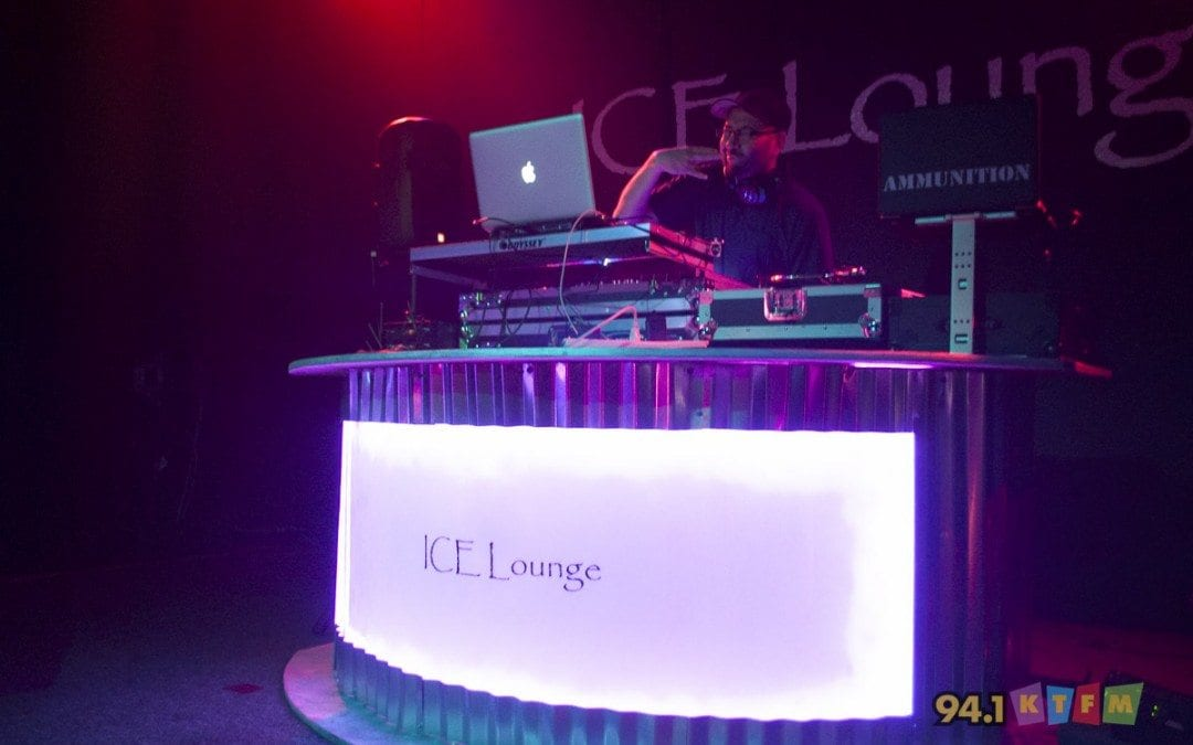 94.1 KTFM Pink Party Event Photography at Ice Lounge