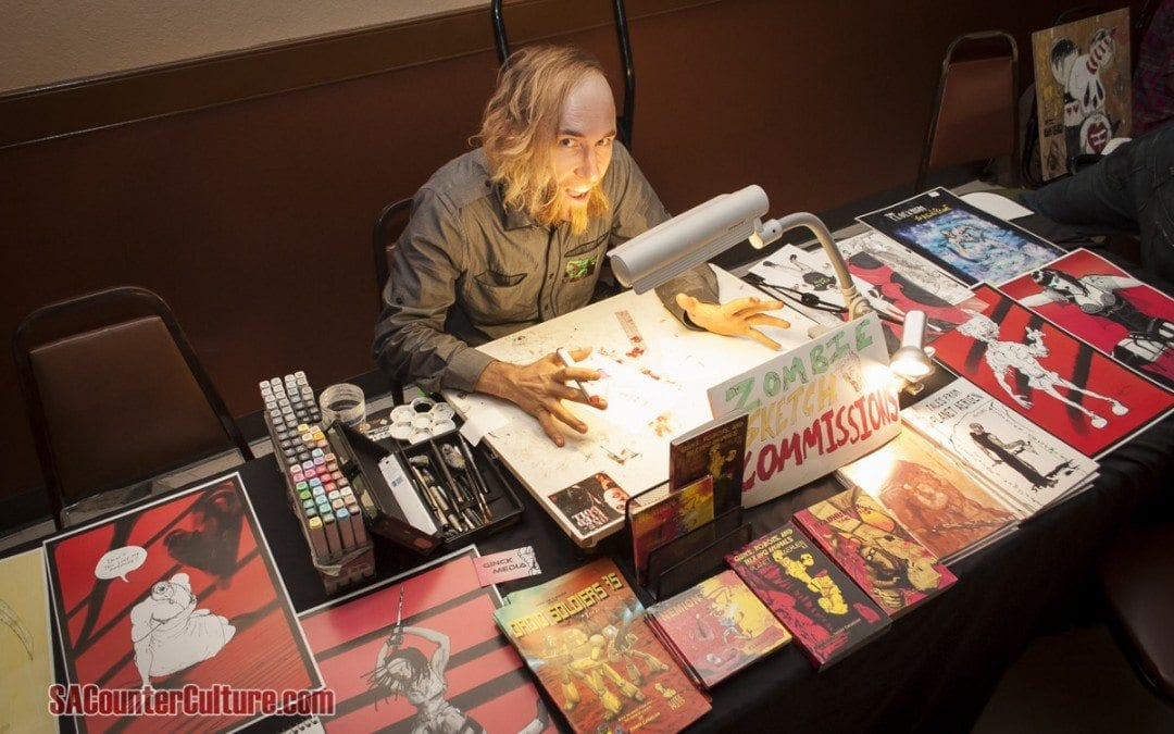 Zombie Con Event Photography And America's Obsession with Murder Porn