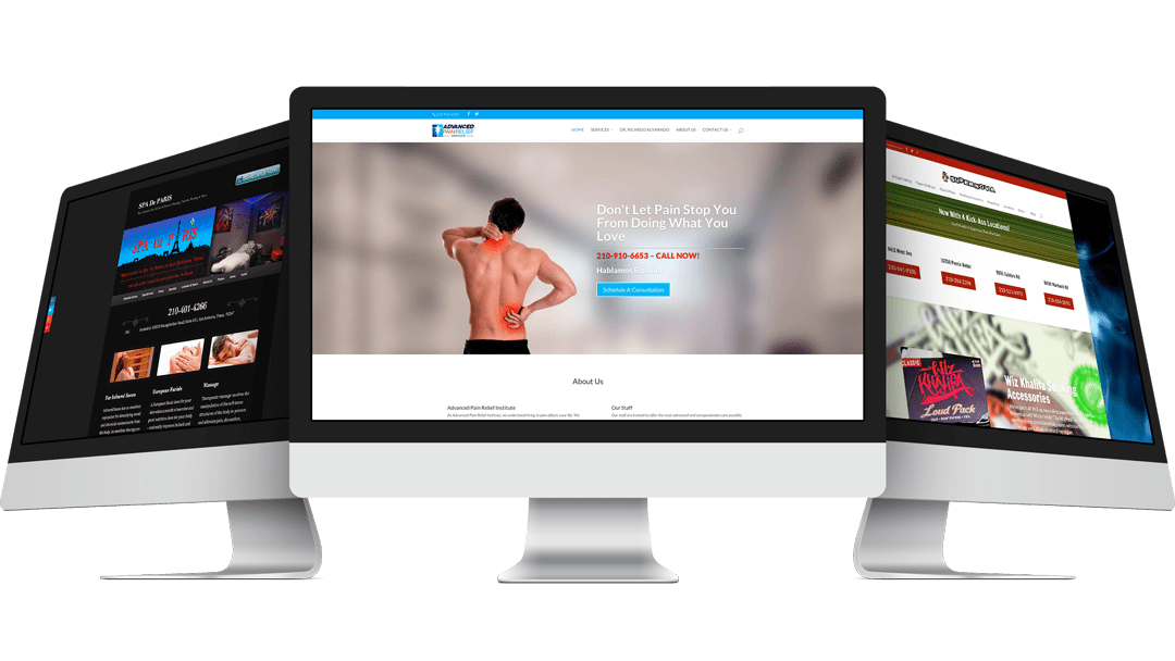 Professional Website Design and Development for Brands