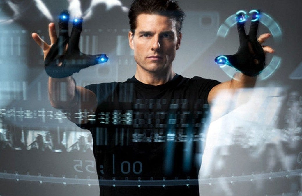 Worried About Minority Report Facial Scanning?
