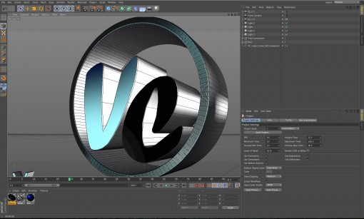 Pro Gaming 3D Intro