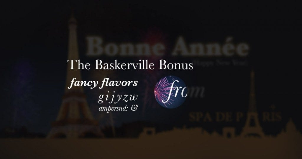 The Baskerville Bonus