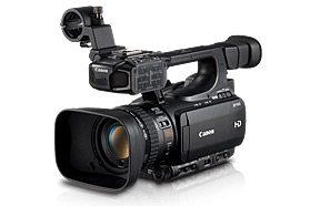 Canon XF-100 Adventures