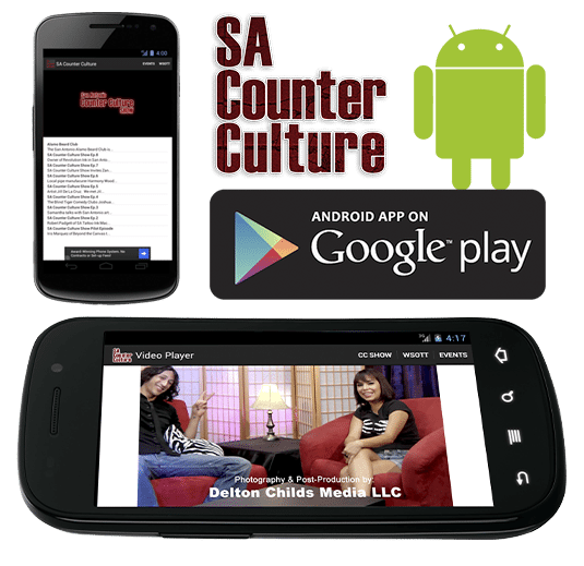 SA Counter Culture App for Android