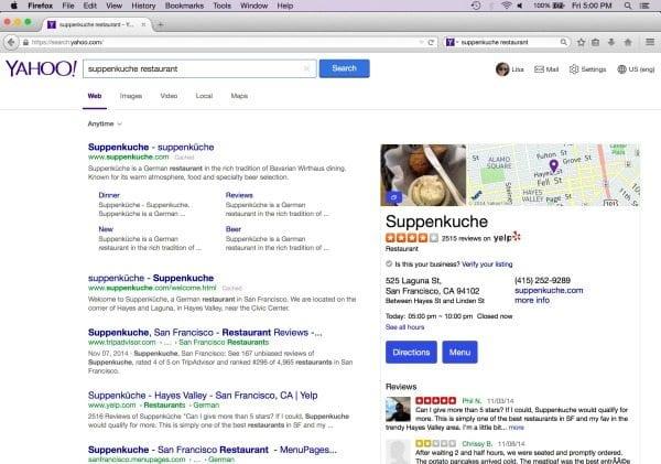 New Mozilla Yahoo Team Up